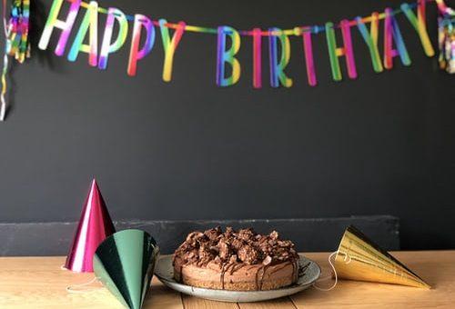 Self-Quarantine Birthday Party!!